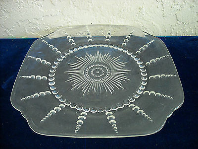 Columbia Luncheon Plate