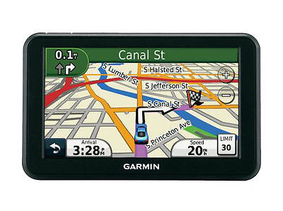Garmin 50LM 5 inch Touchscreen GPS Navigation System with Lifetime Map Updates