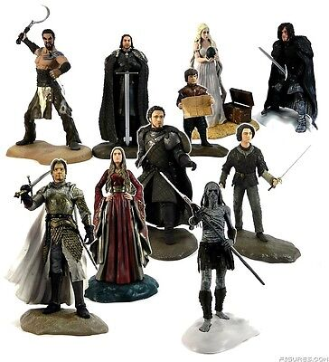 Game of Thrones Dark Horse Figure Night King Varys Margaery Grey Worm Oberyn