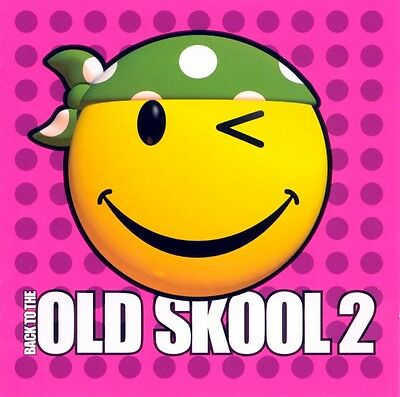 Back To The Oldskool 2 - Funky Piano House Rave 90S Dance Classics Cd Cdj Dj