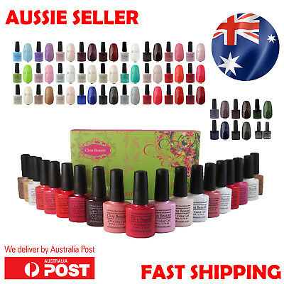 Any 1 Clou Beaute Uv Gel Nail Polish Soak Off 10ml LED UV Top Quality Base Coat