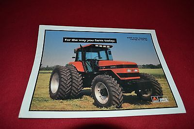 Agco Allis Chalmers 9435 9455 Tractor Dealer's Brochure DADS