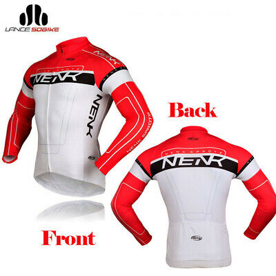 SOBIKE NENK Cycling Long Jersey Long Sleeve-Cooree For Summer Quick Dry