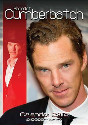 Benedict Cumberbatch Sherlock 2015 Large  Wall Calendar New And Sealed By Dream