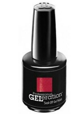Jessica GELeration Soak Off Gel Polish: Flamingo Orange - 997