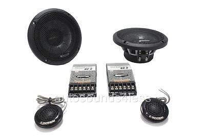 "Soundstream RC.6 Reference Series 400 Watts 6.5"" 2-Way Car Component Set 6-1/2"""