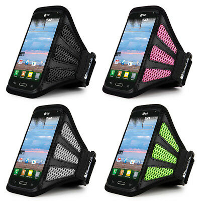 SumacLife GYM Sports Running Mesh Armband Case Cover for iPhone 7 / 8
