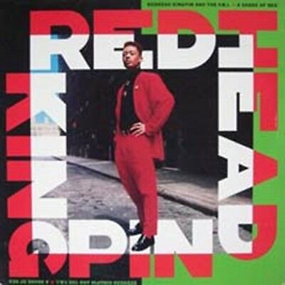 REDHEAD KINGPIN AND THE FBI-A Shade Of Red (1989) (LP) Album Virgin Records Amer