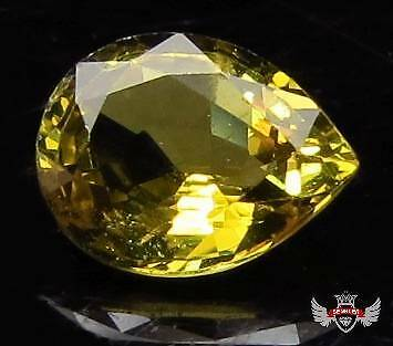 1.09Ct. Natural Chrysoberyl Gem W. Certf. - Sri Lanka