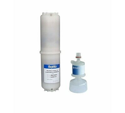 Replacement Cartridge Kit for Millipore QTUMMPEEX