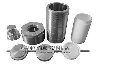 100ML,Teflon lined Hydrothermal synthesis reactor,High Pressure PTFE Lined
