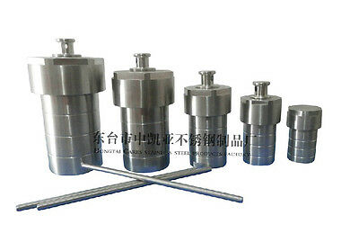 200ML,Hydrothermal Autoclave Reactor with PTFE Chamber Hydrothermal Synthesis