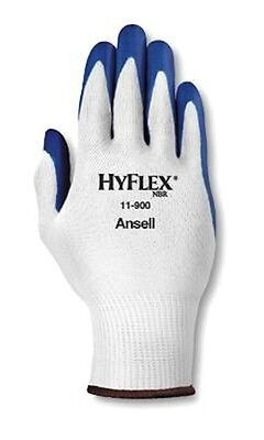 Ansell Size 8 Hyflex Coated Work Gloves 11-900-8 In Stock and Ready to Ship!!
