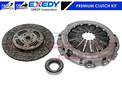 FOR NISSAN PATHFINDER R51 2.5 dCI 06- CLUTCH KIT FOR DUAL MASS FLYWHEEL MODELS