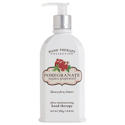 Crabtree & Evelyn Pomegranate Moisturising Hand Therapy 250g