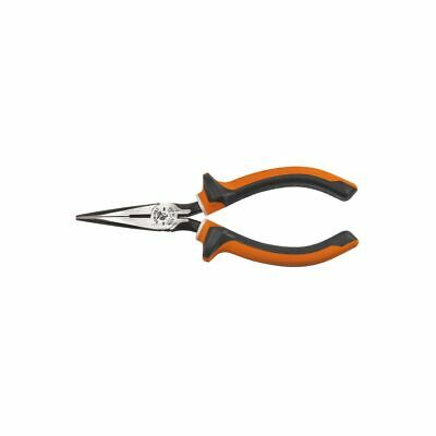 "Klein 203-6-EINS Electrician's Insulated 6"" Long Nose Side-Cutting Pliers - NEW"