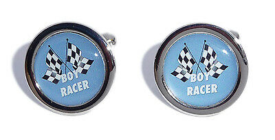 Boy Racer Cufflinks