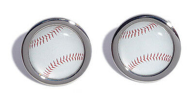 Base Ball Cufflinks