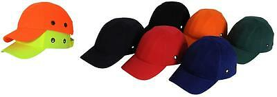 UCI Safety Bump Baseball Cap - Head Protection - HPBC