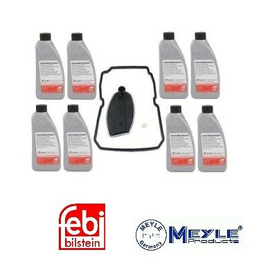8-Liters Mercedes Automatic Transmission Fluid & Filter Kit Dodge Freightliner