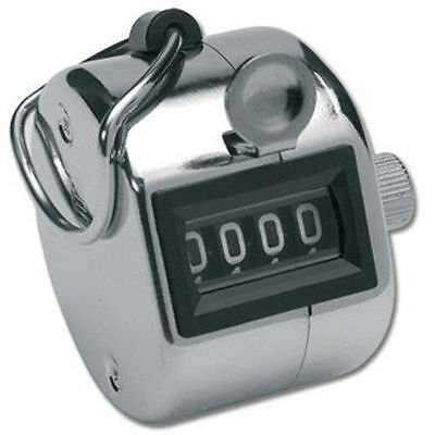 Hand CLick Counter Tally Recorder Logger Counting Counts Clicker