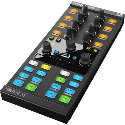 Native Instruments - NI Traktor Kontrol X1 Mk2 - DJ USB Controller *NEW VERSION*