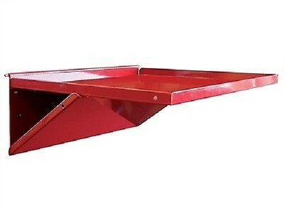 BRITOOL BSH1 Foldable SIDE SHELF for TOOL BOX - Red