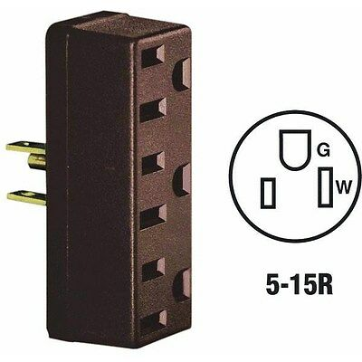 005-697 Triple Outlet