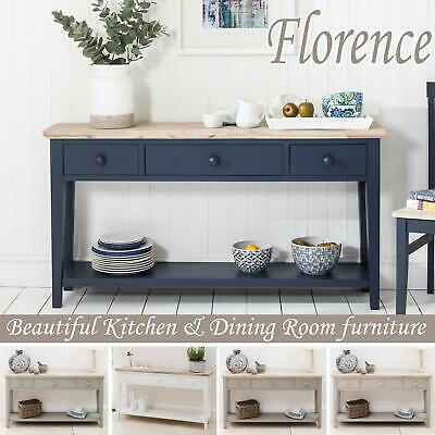 Stunning FLORENCE Console Table,Quality kitchen hall console table,Colour choice