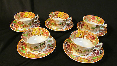 Wood & Sons England Enoch Woods English Scenery Cup and Saucer