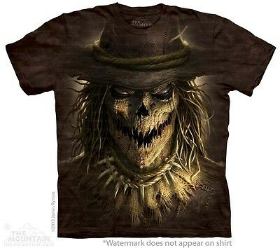 Clown Cut T-Shirt by The Mountain Scary Horror Tee Sizes S-5XL NEW