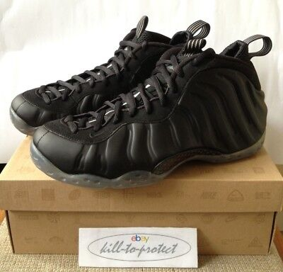 best service b3330 7a608 NIKE AIR FOAMPOSITE Stealth BLACK Sz US Uk 8 9 10 11 Supreme 314966-010
