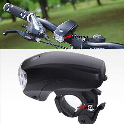 Cycling Lights Bright 5 LED Bicycle Head Light Front Bike Lamp Flashlight 3-Mode