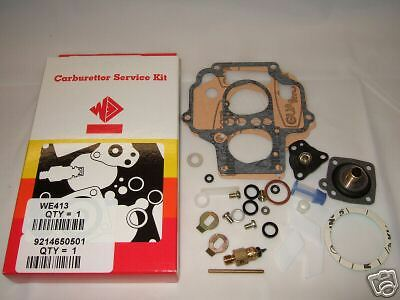 Weber 28/30 Dfth Carb/carburettor Service Kit Original Ford Sierra 1.6