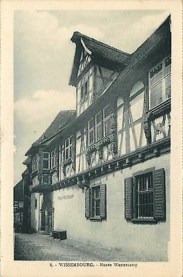 67* WISSEMBOURG  musee