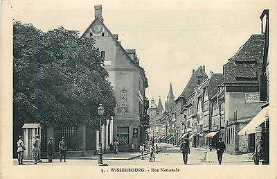 67* WISSEMBOURG  rue nationale
