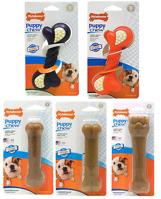 Nylabone Puppy Bones, for Teething Puppies