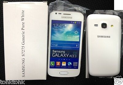 **High Quality** Samsung Dummy  s7275 Galaxy ACE3  White  Display Toy Fake ace 3