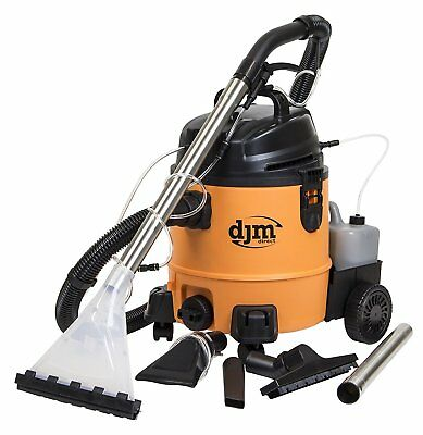 New Home Carpet Upholstery Washer Cleaner Vacuum Valeting Vac Machine 20 Litre