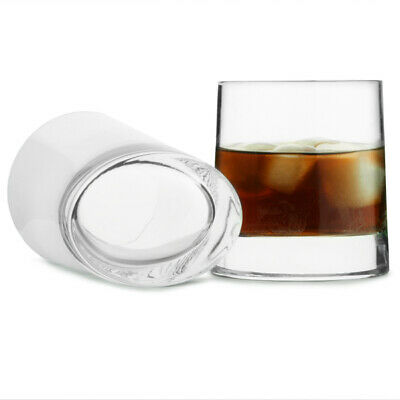 Veronese Oval Base Old Fashioned Tumblers 340ml - Set of 6