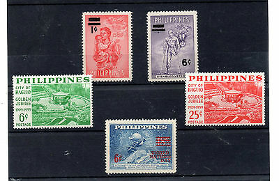 Filipinas Series del año 1959 (BN-625)