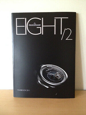 Used - Book Libro JAEGER-LECOULTRE EIGHT/2 Yearbook 2011 - 38,5 x 29 cm - Usado