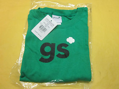 Girl Scout Tee Shirt ( New )