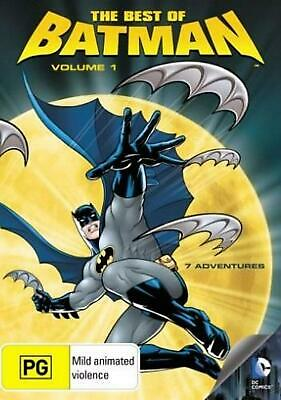Best Of Batman : Vol 1 - DVD Region 4 Free Shipping!
