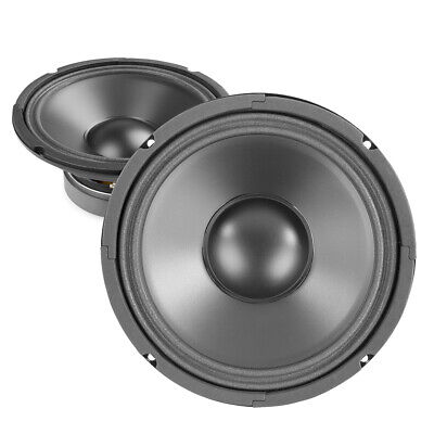 "Pair 8"" Bass Speaker Cone Replacement Hifi Car Subwoofer Drivers 500W"