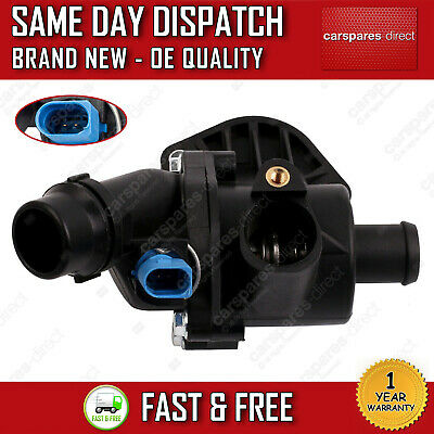 Audi A4 Convertible 1.8 2.0 Thermostat Housing 2002>2009 With Sensor
