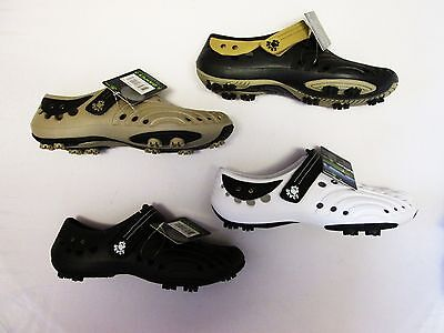 """DAWGS SPIRIT MENS GOLF SHOES Various Colours & Sizes """"New"""""""