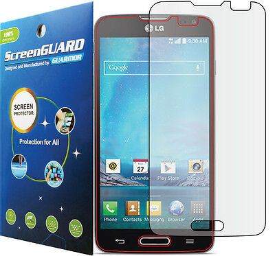 Clear LCD Screen Protector Guard Shield Cover Film T-Mobile LG Optimus L90 D415