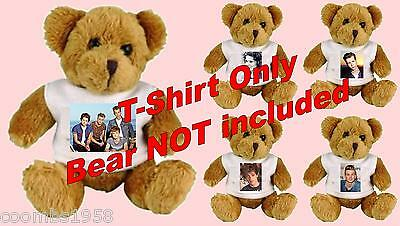 The Vamps Teddy/doll T-Shirt - Small Or Large Size Available - Bear Not Included
