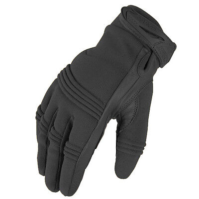 CONDOR #15252 BLK Tactician Tactile Touch Screen Friendly Gloves- Size 9 Medium